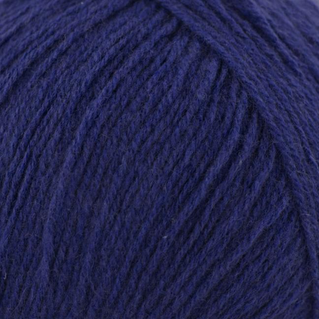 Kremke Soul Wool Eco Cashmere Fingering Navy