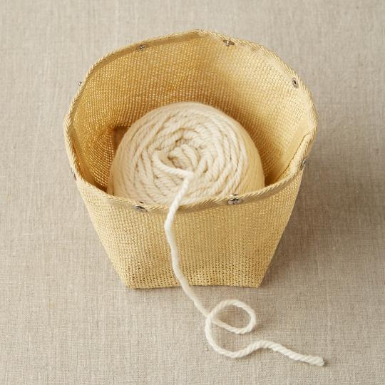 CocoKnits Mesh Project Bag  Medium