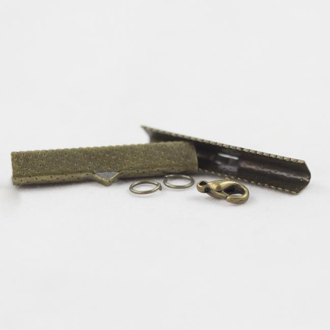 Kremke Soul Wool Band clamps with closure