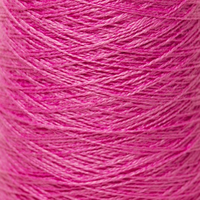 BC Garn Linen 16/2 on 200g cones Pink