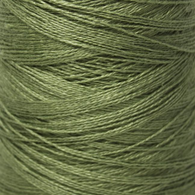 BC Garn Linen 16/2 on 200g cones Olive