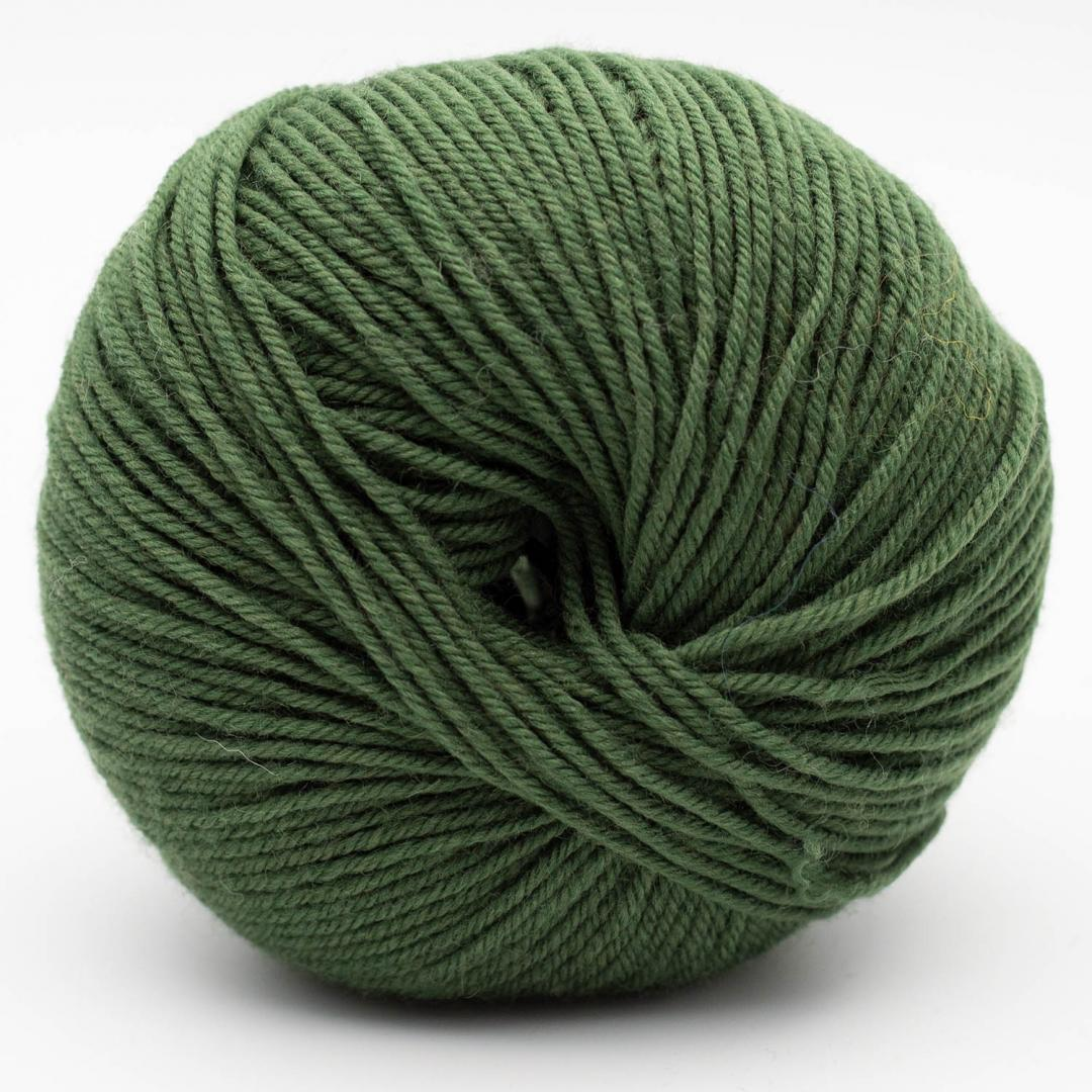 Kremke Soul Wool Bebe Soft Wash Tannengrün