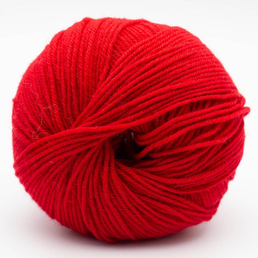 Kremke Soul Wool Bebe Soft Wash Kirschrot
