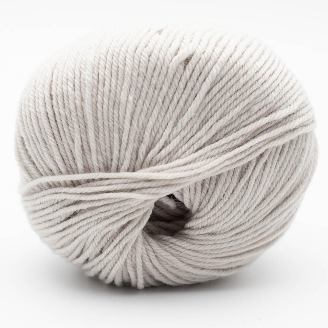 Kremke Soul Wool Bebe Soft Wash Blassgrau
