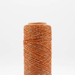 Kremke Soul Wool Stellaris Burnt Orange Silver