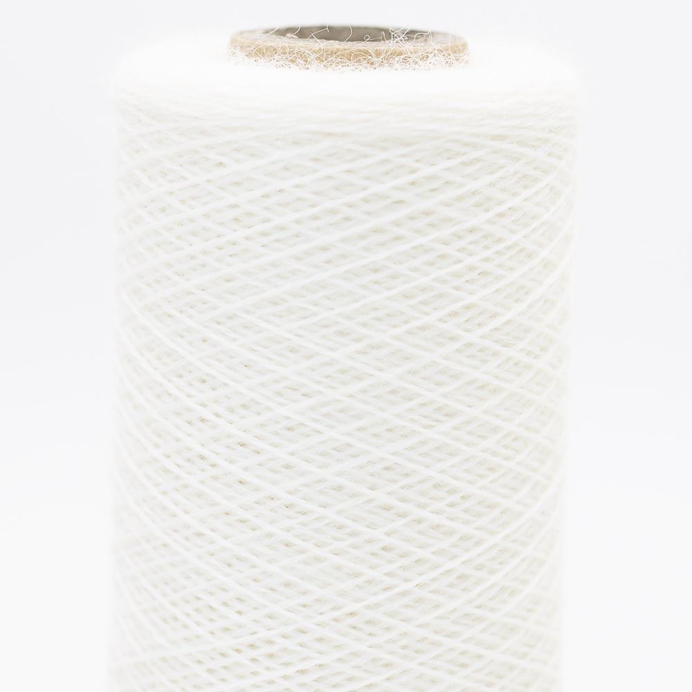 Kremke Soul Wool Merino Cobweb Lace  wollweiß