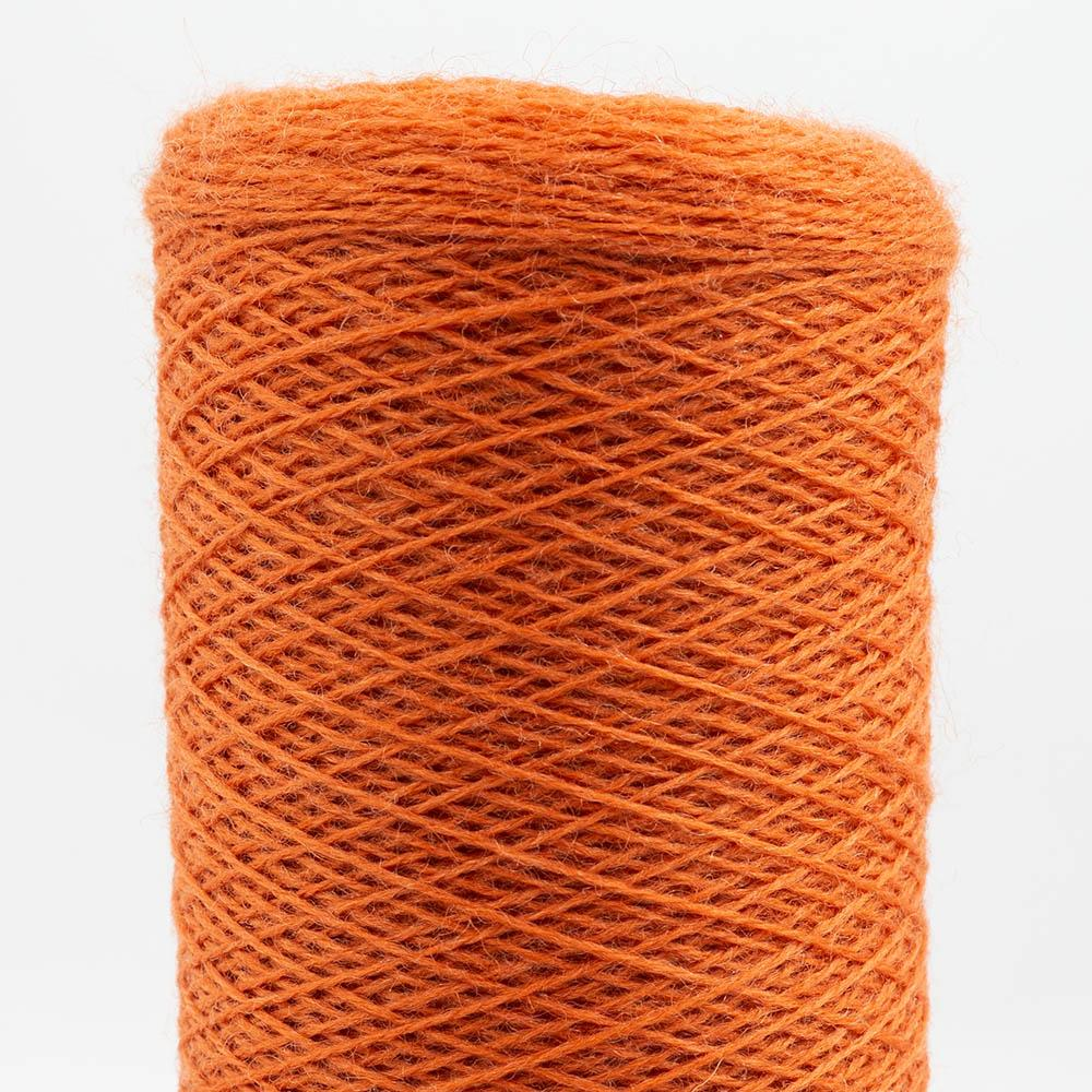 Kremke Soul Wool Merino Cobweb Lace Pumpkin