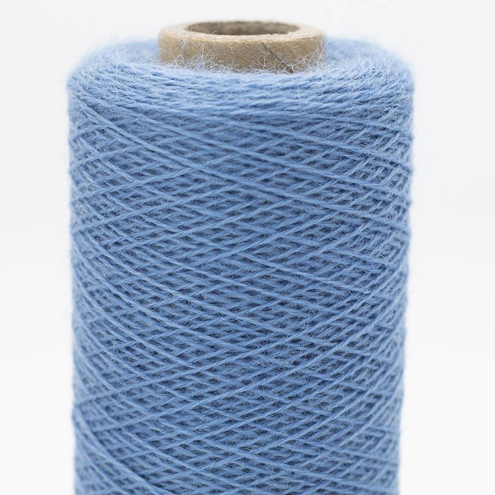 Kremke Soul Wool Merino Cobweb Lace Light Indigo