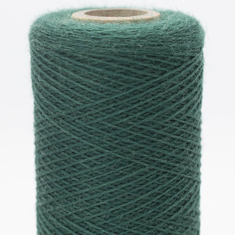 Kremke Soul Wool Merino Cobweb Lace Forest Green