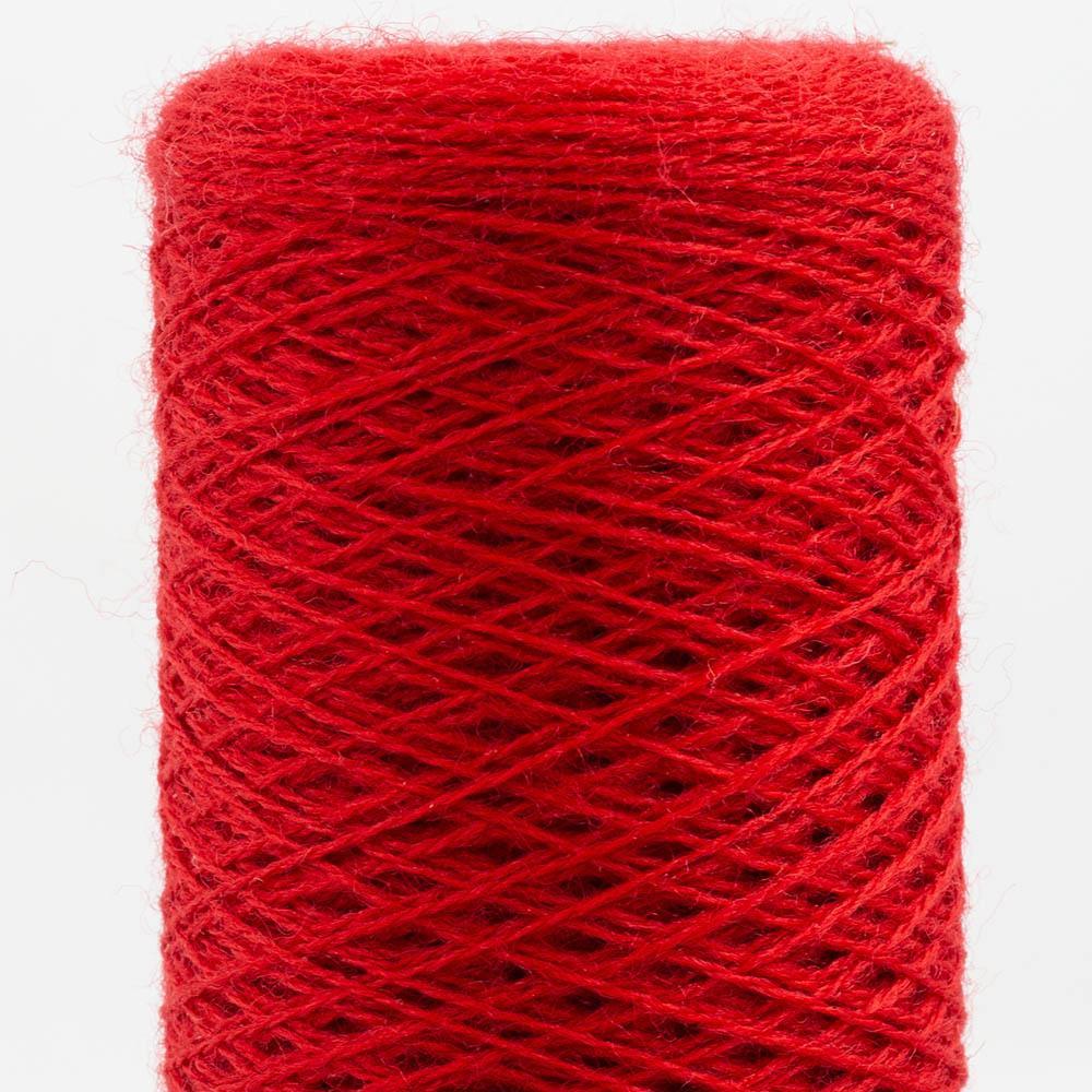 Kremke Soul Wool Merino Cobweb Lace Cherry
