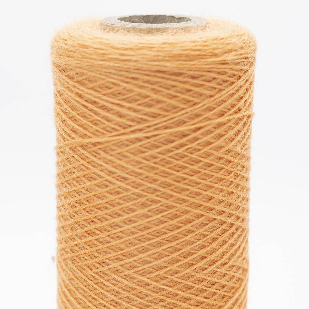 Kremke Soul Wool Merino Cobweb Lace Light Orange