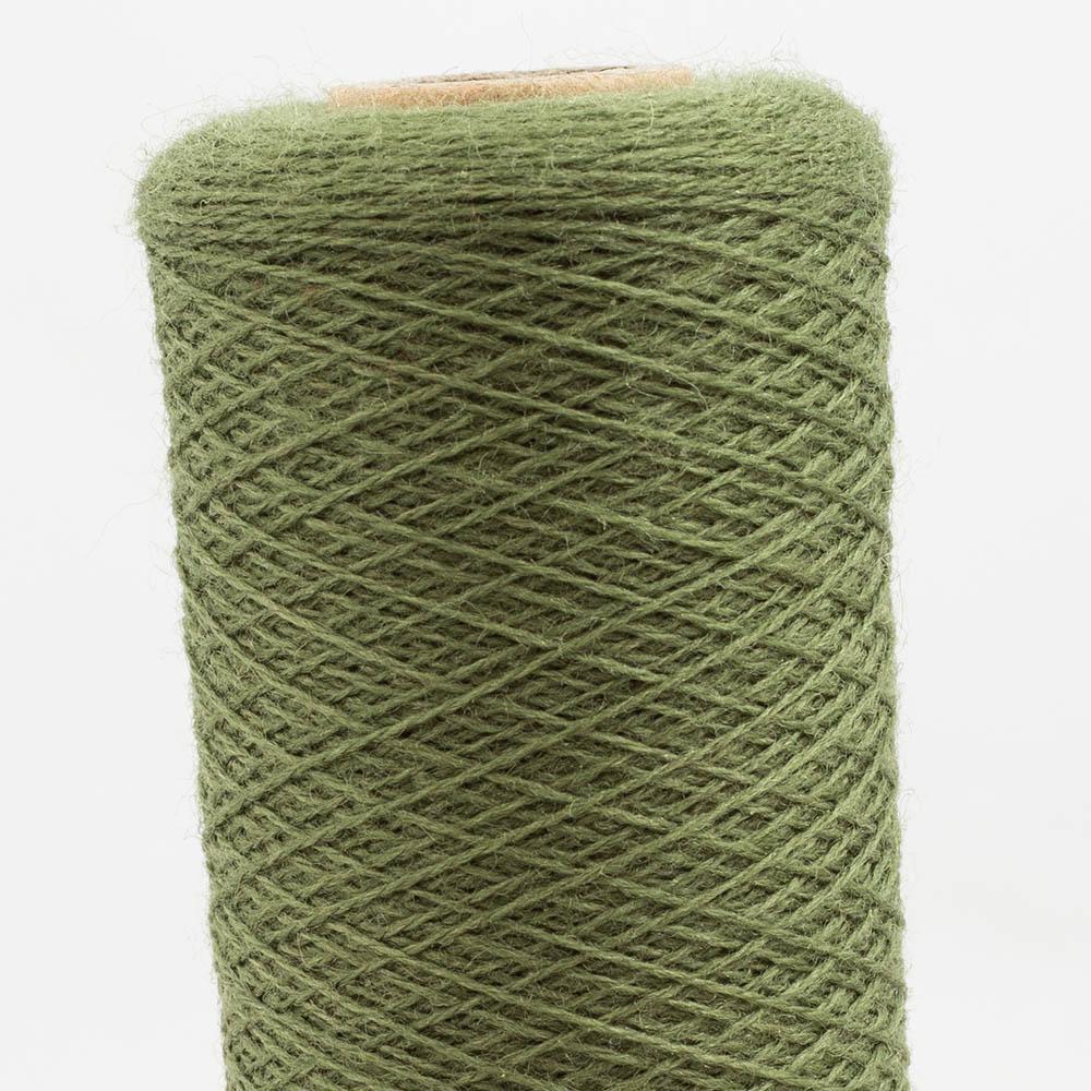Kremke Soul Wool Merino Cobweb Lace Olive