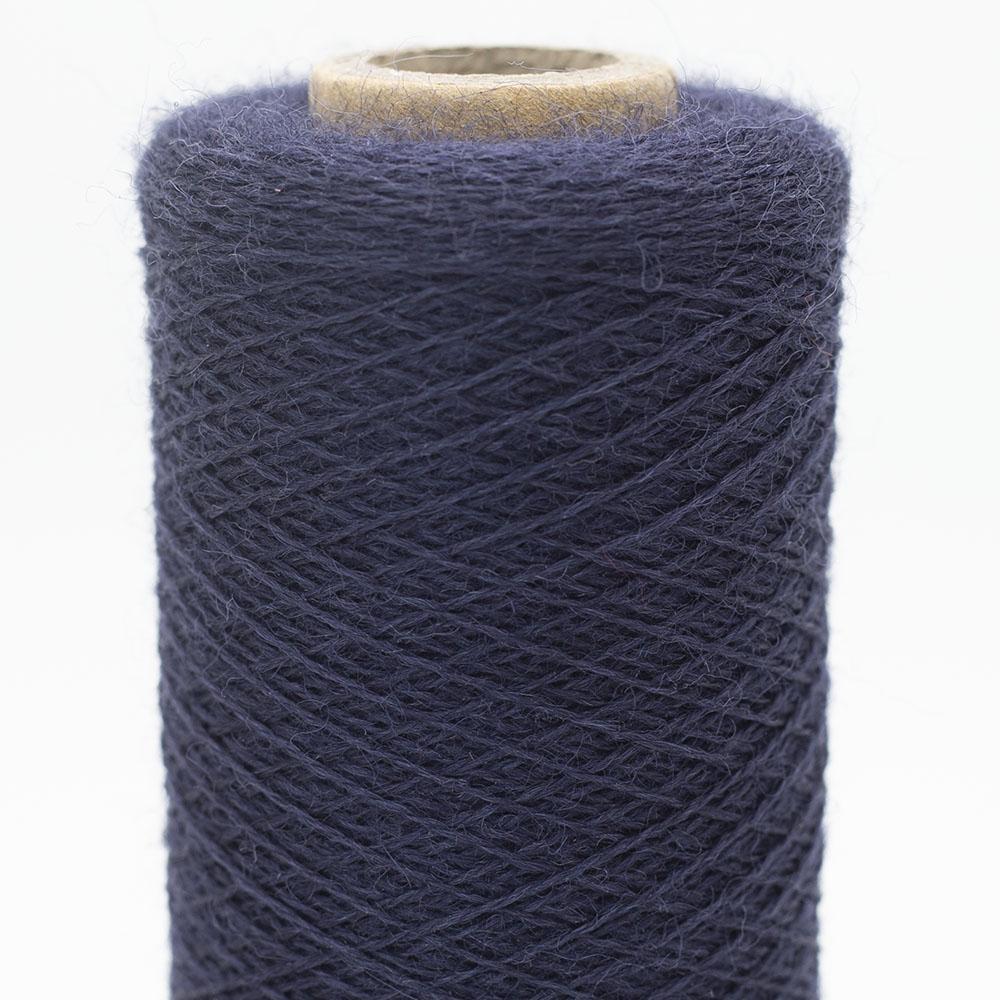 Kremke Soul Wool Merino Cobweb Lace Midnight