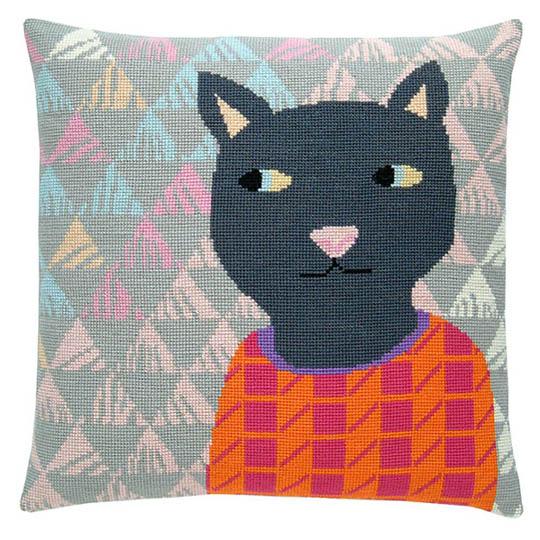 Fru Zippe Cat Pillow 740295