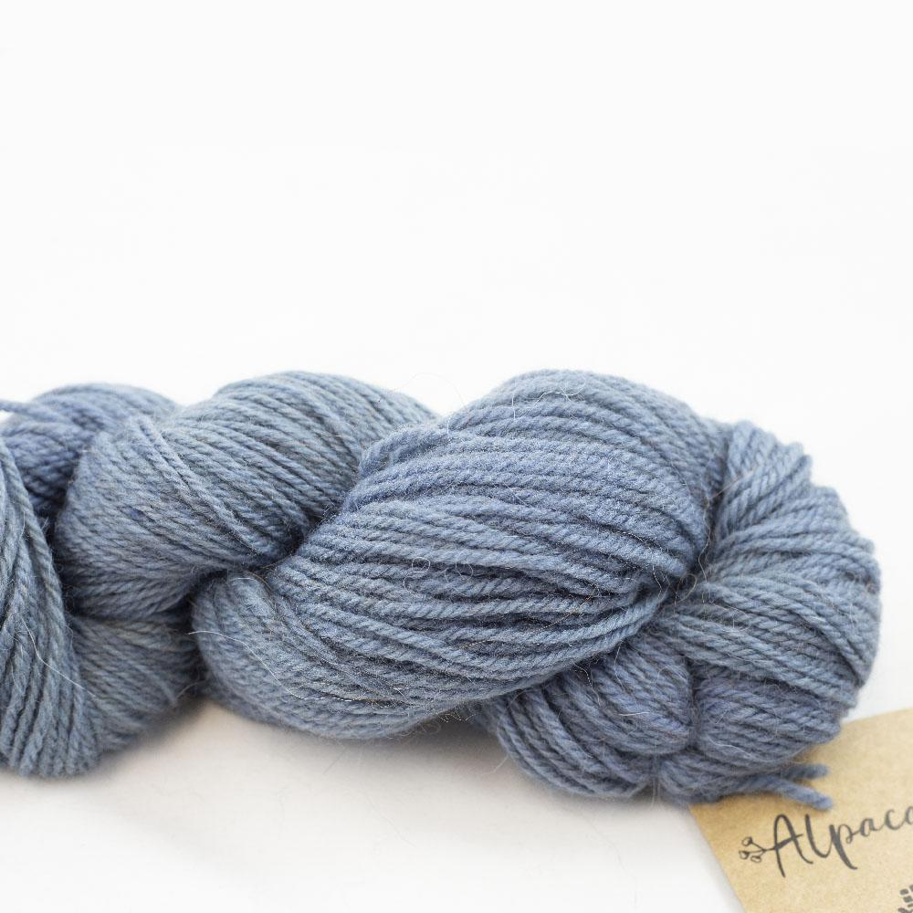 Manos del Uruguay Alpaca Heather Semi Solids Petrol
