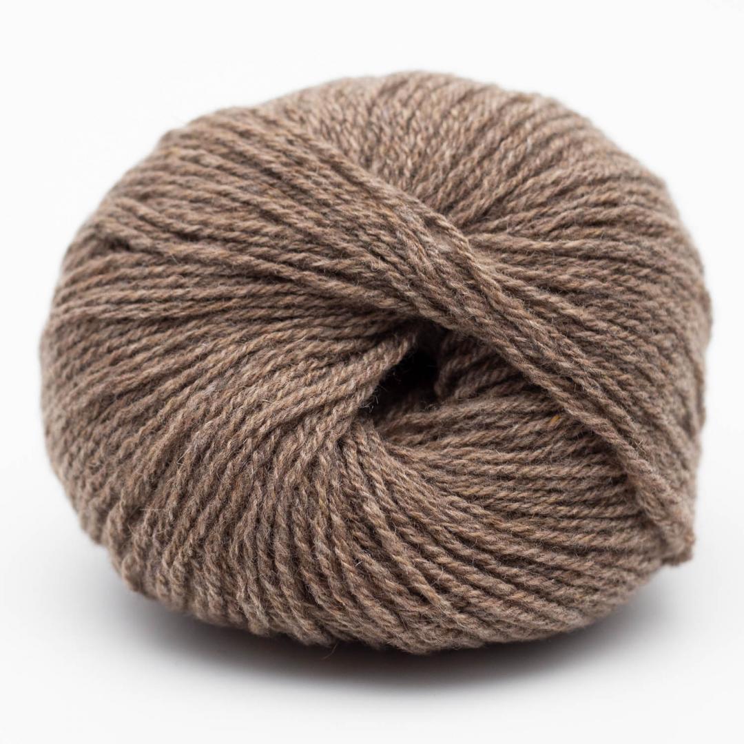 Kremke Soul Wool Eco Cashmere Fingering 25g Schokolade