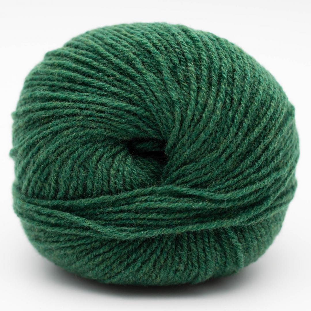Kremke Soul Wool Eco Cashmere Fingering 25g Waldgrün