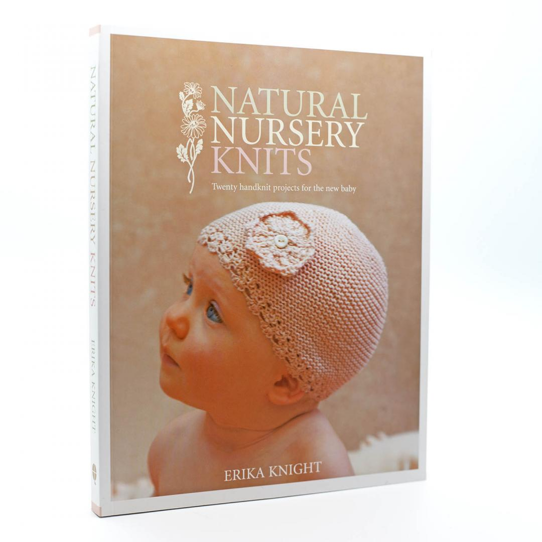 Erika Knight Book Natural Nursery Knits