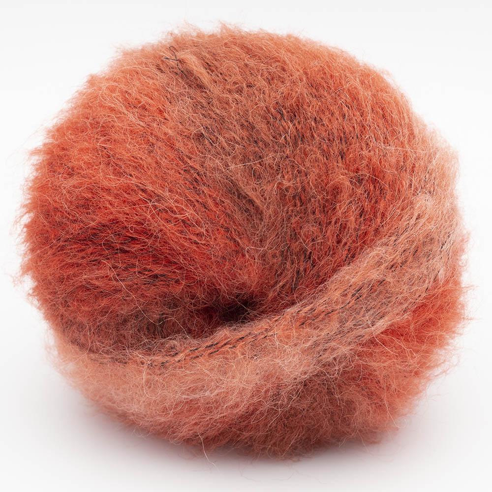 Kremke Soul Wool Baby Silk Fluffy Rostrot