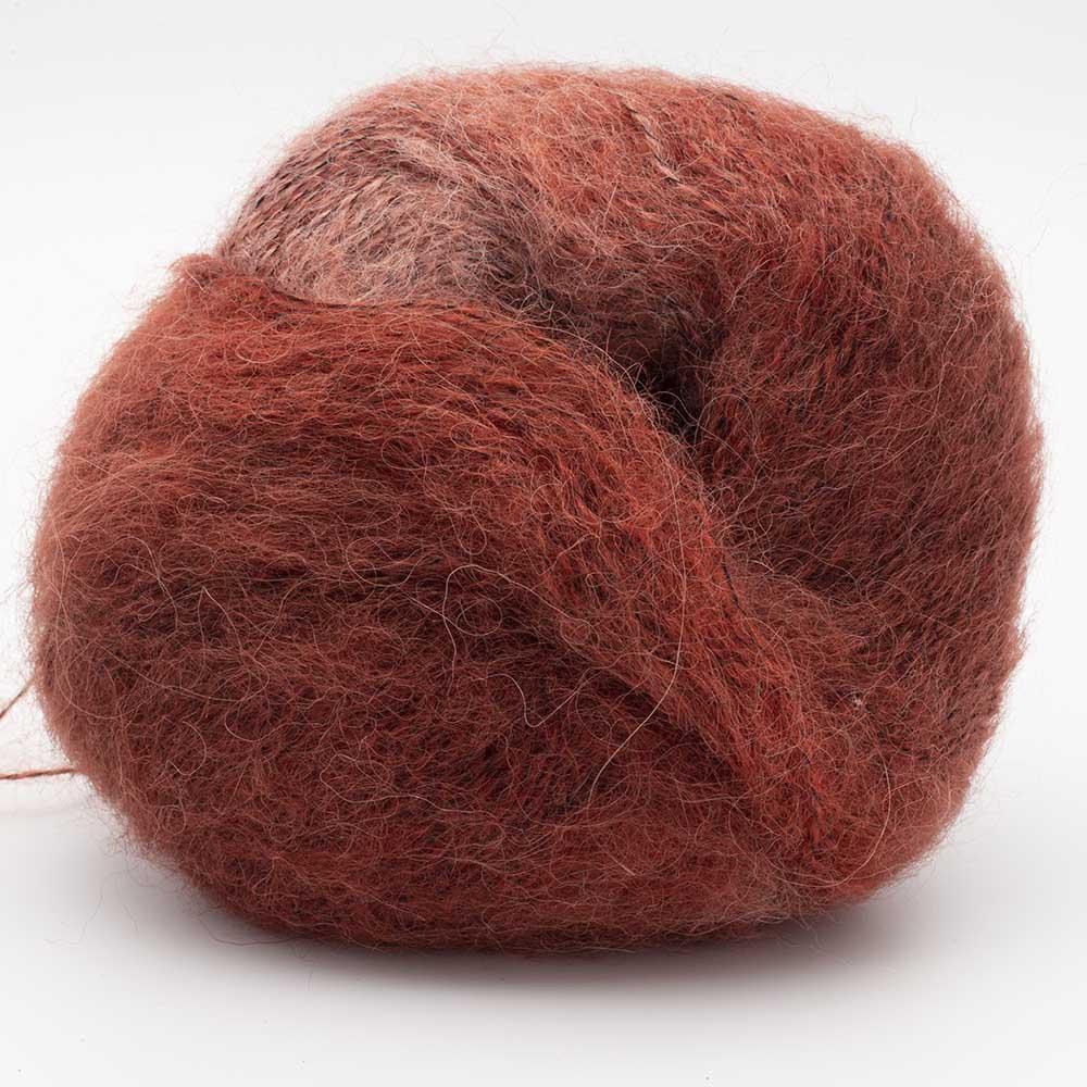Kremke Soul Wool Baby Silk Fluffy Dunkelrot Partie 0