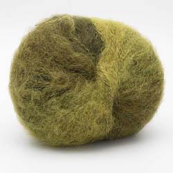 Kremke Soul Wool Baby Silk Fluffy varigated Grün