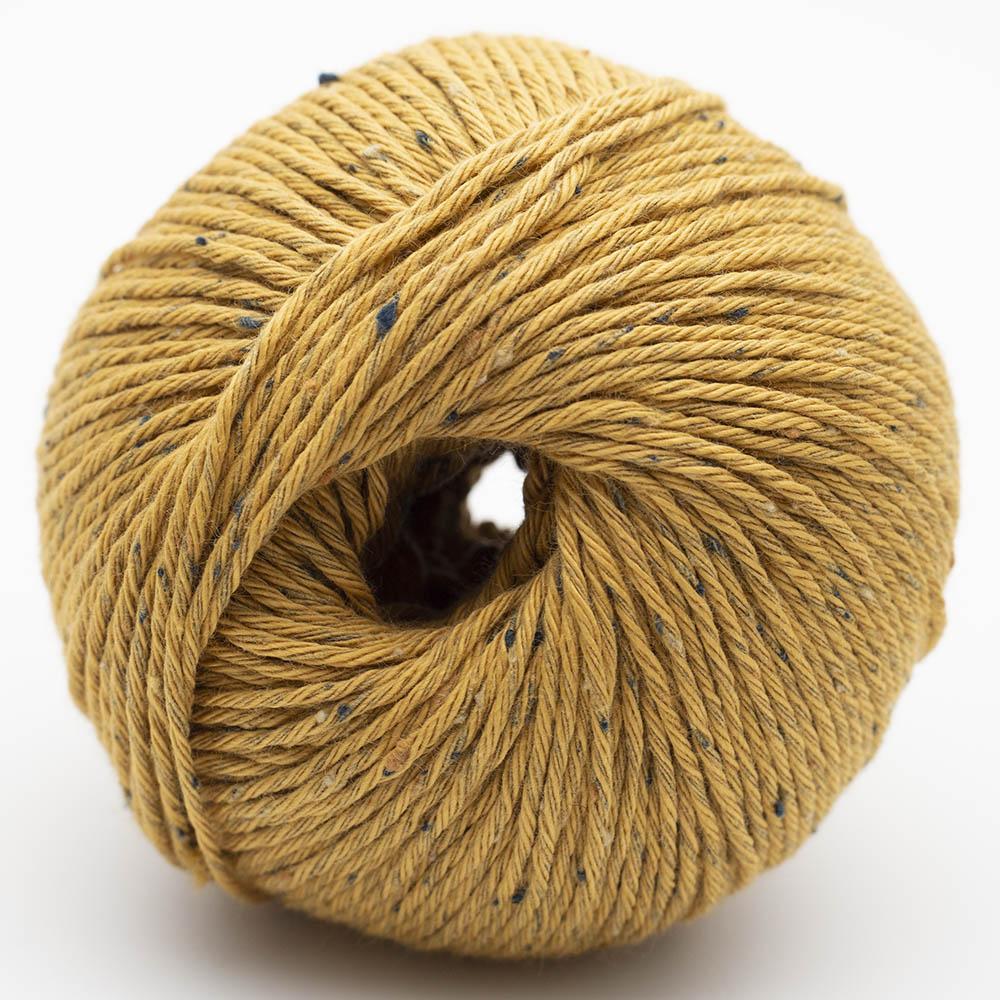 Erika Knight Gossypium Cotton TWEED Mattgold