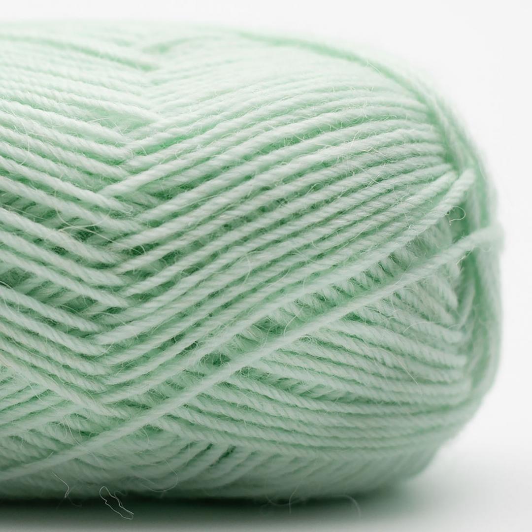 Kremke Soul Wool Edelweiss Alpaca 25 Helltürkis