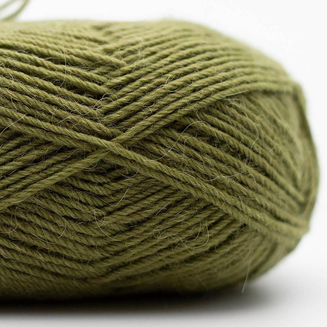 Kremke Soul Wool Edelweiss Alpaca 25 Olivenzweig