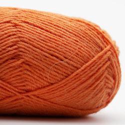 Kremke Soul Wool Edelweiss Alpaca 25 Dunkelorange