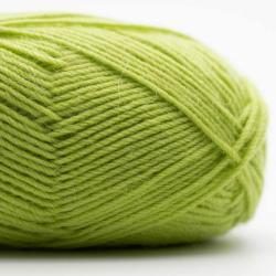 Kremke Soul Wool Edelweiss Alpaca 25 Hellgrün