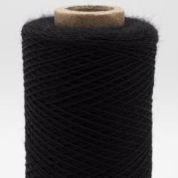 Kremke Soul Wool Merino Cobweb Lace 30/2 superfine superwash Schwarz