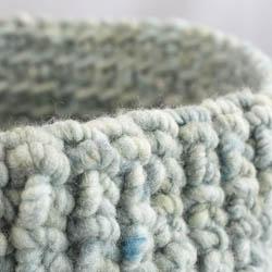 Kremke Soul Wool RUGby Teppichwolle gefärbt