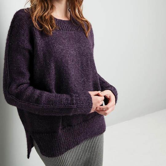 Erika Knight Pattern KEMPTOWN for Wild Wool EK0014