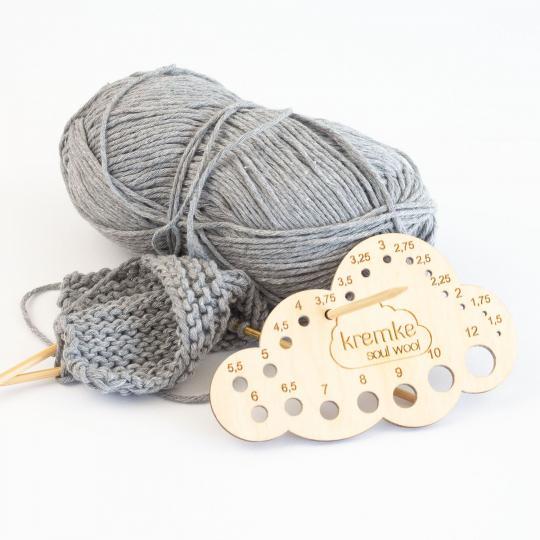 Kremke Soul Wool Needle Gauge  Wolke