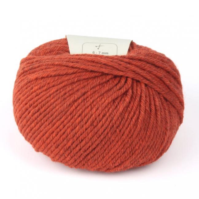 BC Garn Semilla Grosso orange