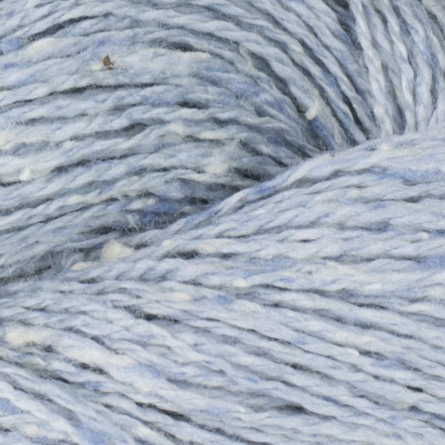 BC Garn Sarah Tweed light blue