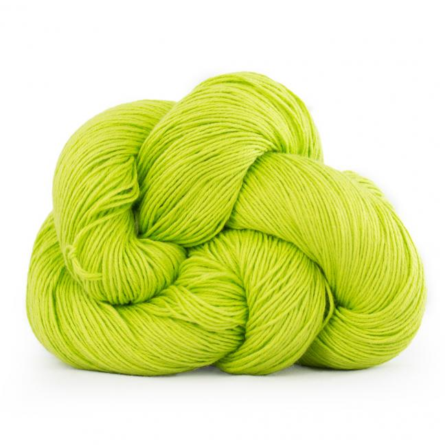 BC Garn Alba Fino apple green