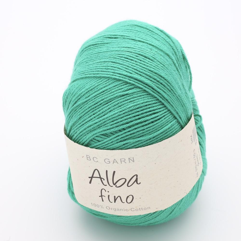 BC Garn Alba Fino grün