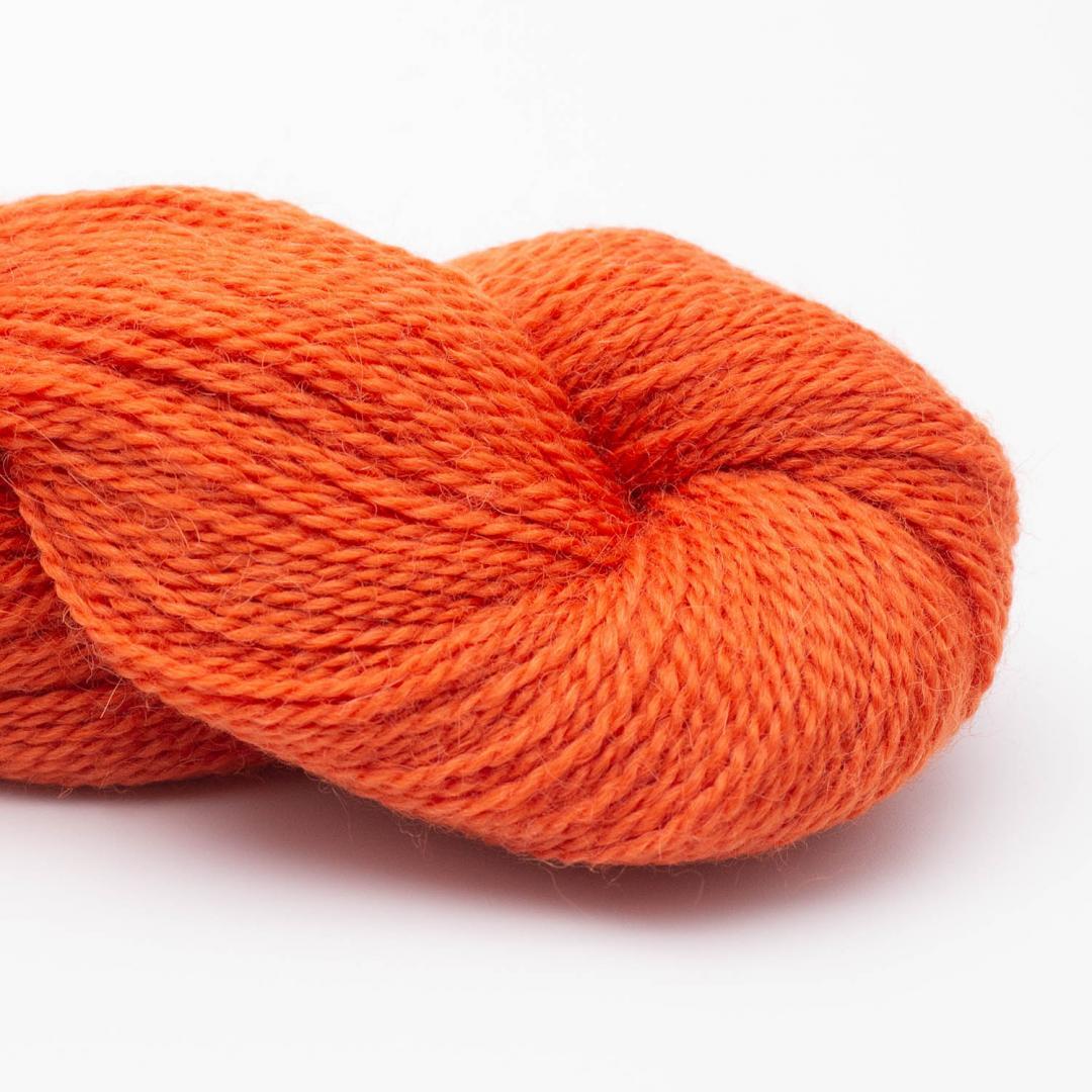 BC Garn Babyalpaca 10/2 bright orange