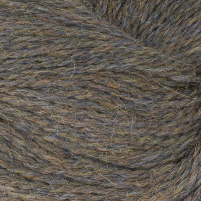 BC Garn Babyalpaca 10/2 earthy heather
