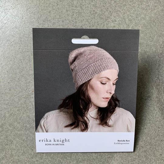 Erika Knight Pattern sleeves