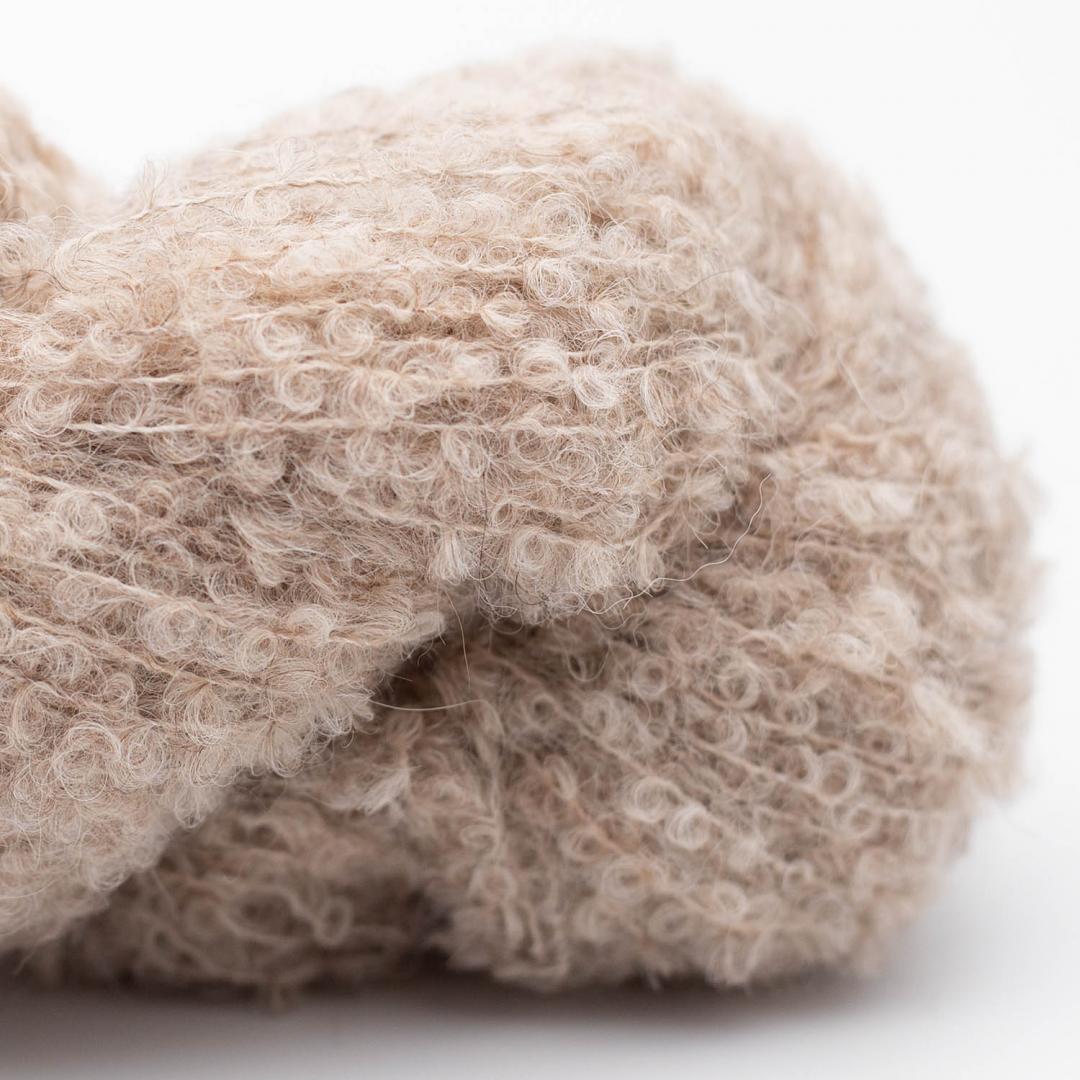 Kremke Alpaca Bouclé Hellcamel
