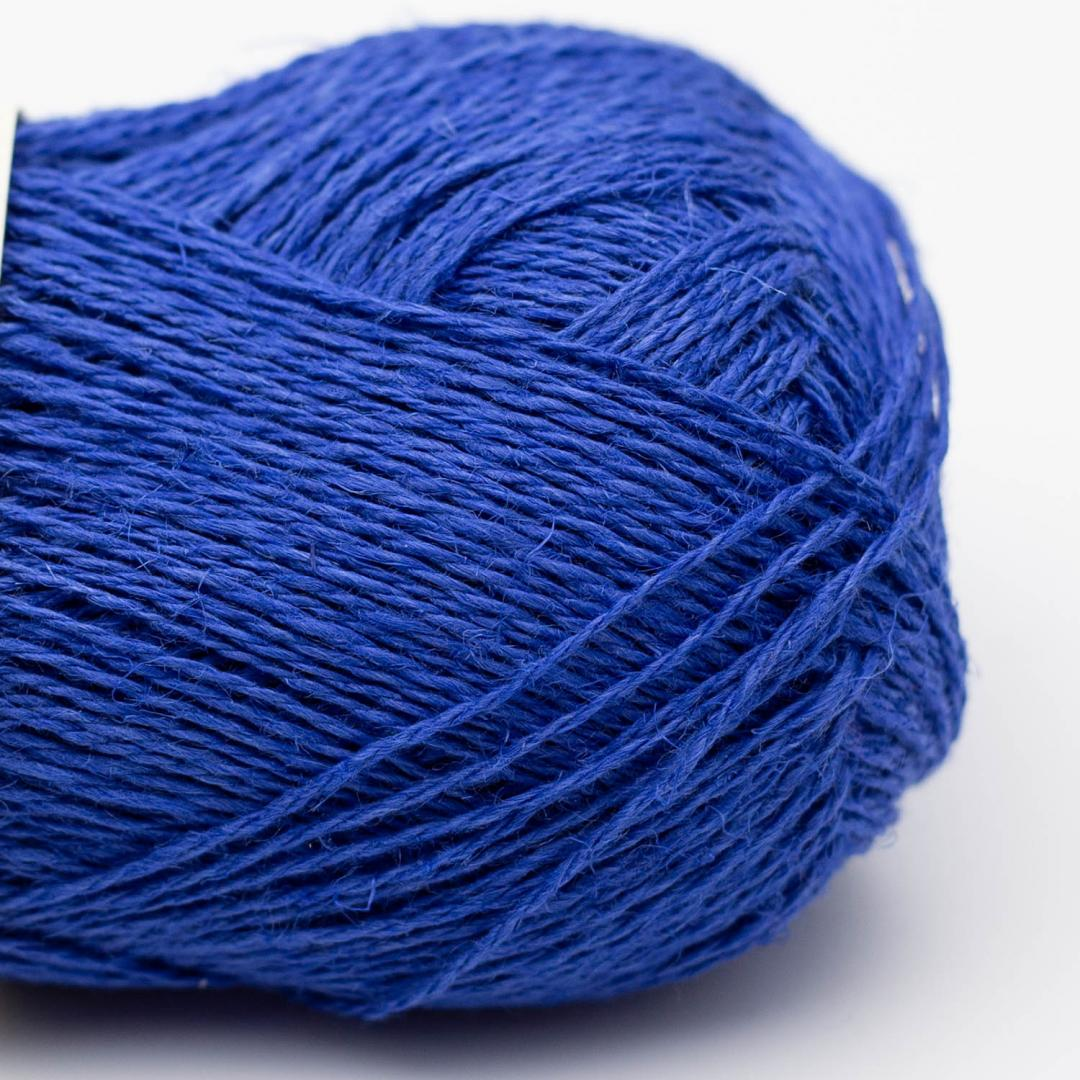 BC Garn Lino royal blue