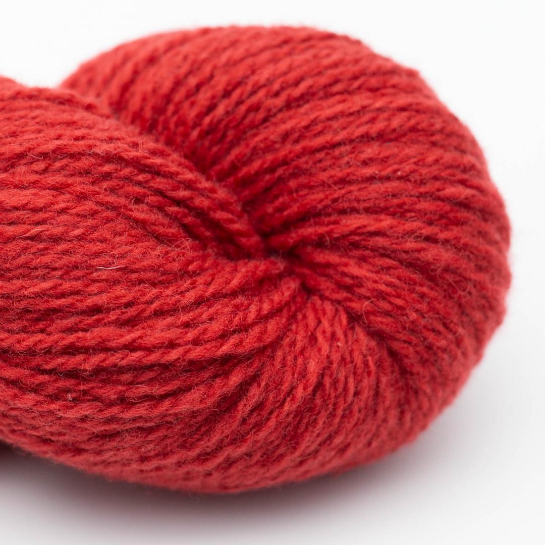 BC Garn Semilla Melange brick red
