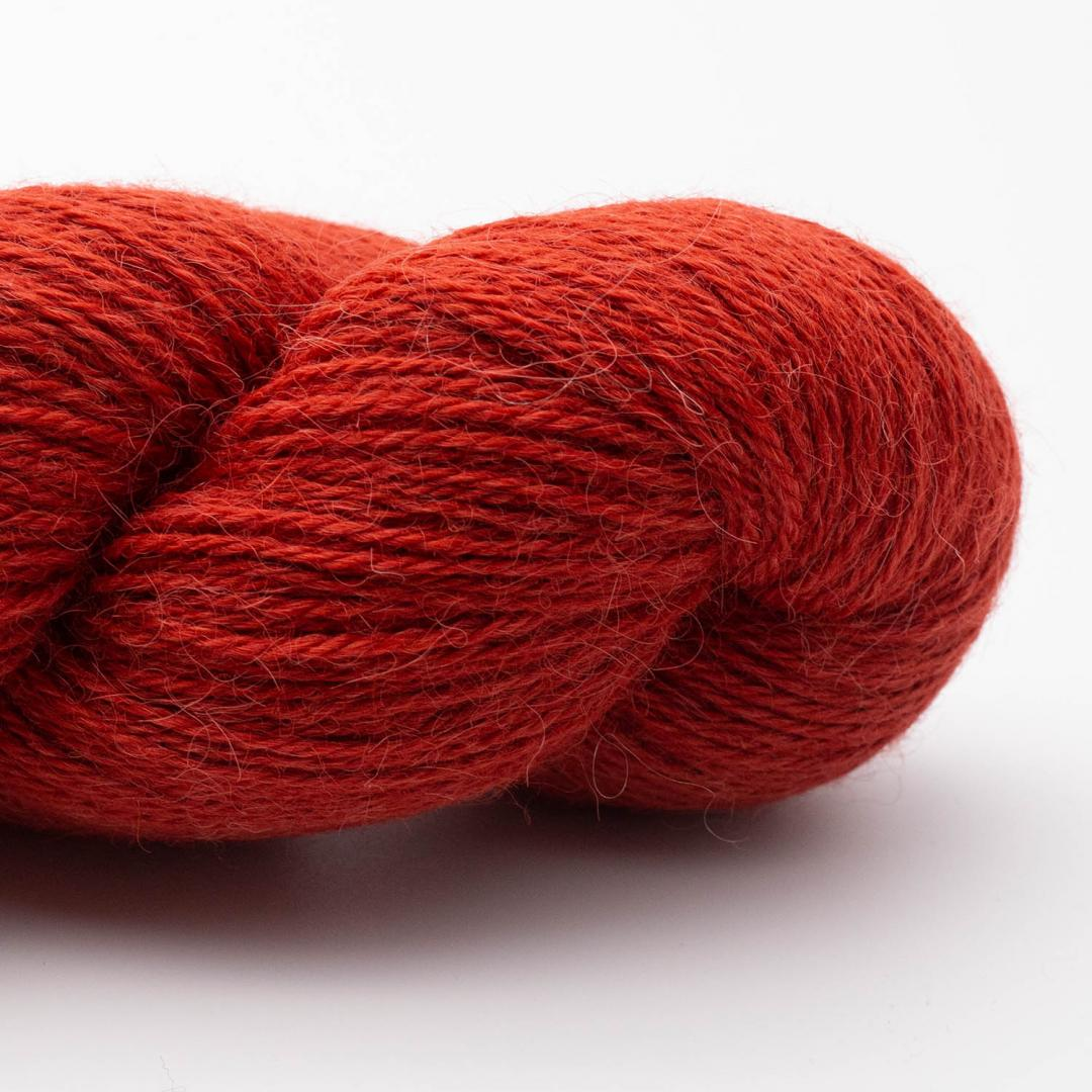 Kremke Soul Wool Alpaka Superfine Fino (100g) orange_10123