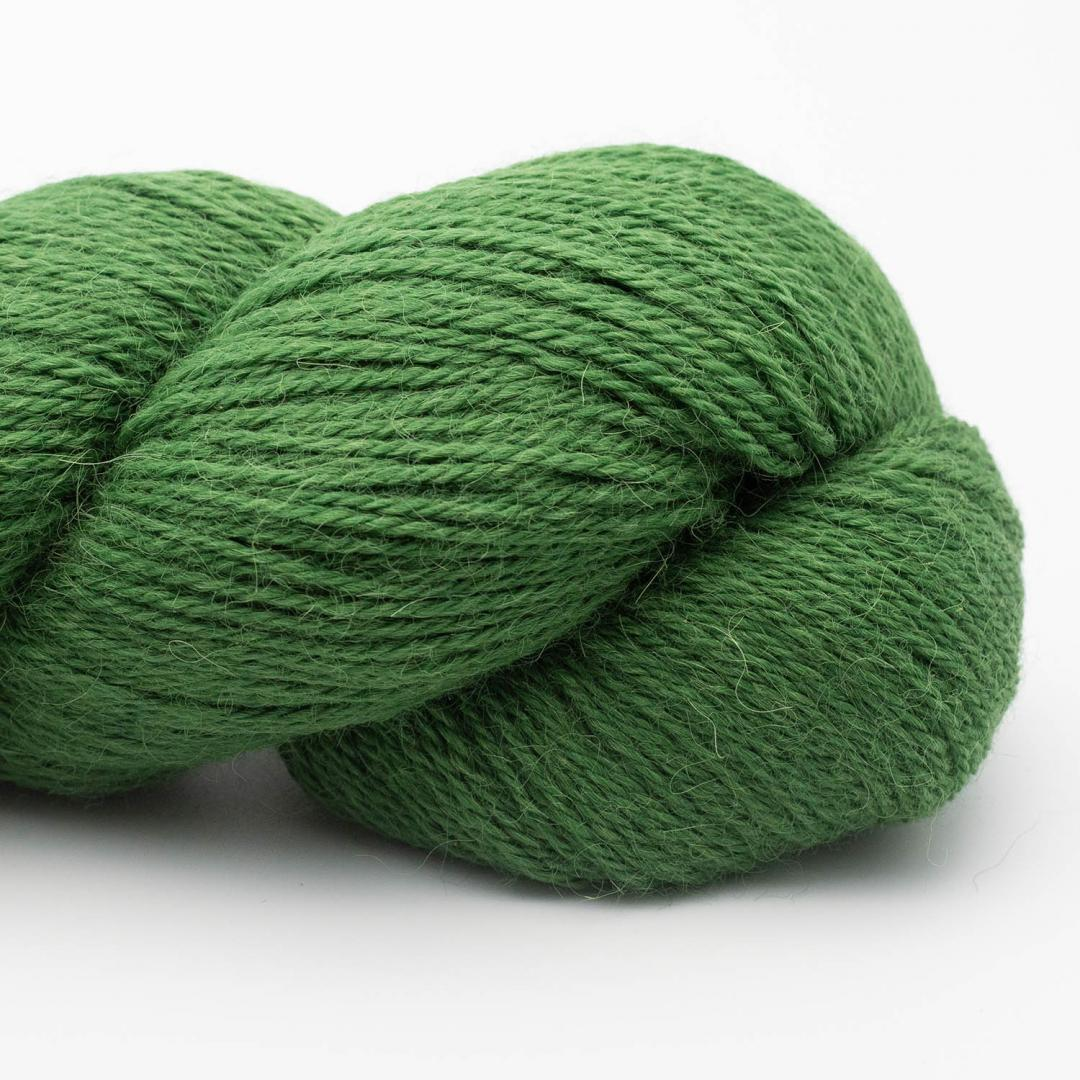 Kremke Soul Wool Alpaka Superfine Fino (100g) wiesengrün_10127