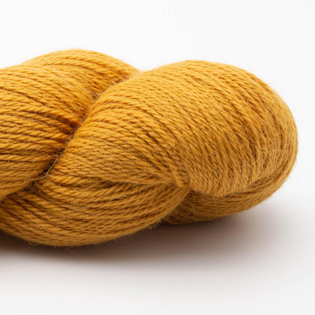 Kremke Soul Wool Alpaka Superfine Fino (100g) yellow_10122