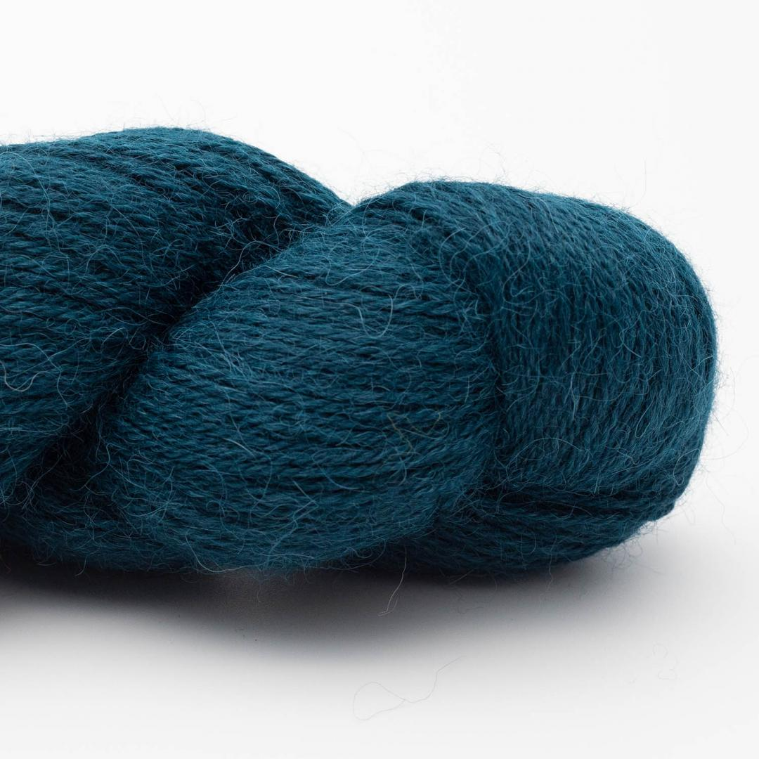Kremke Soul Wool Alpaka Superfine Fino (100g) waldgrün_10126