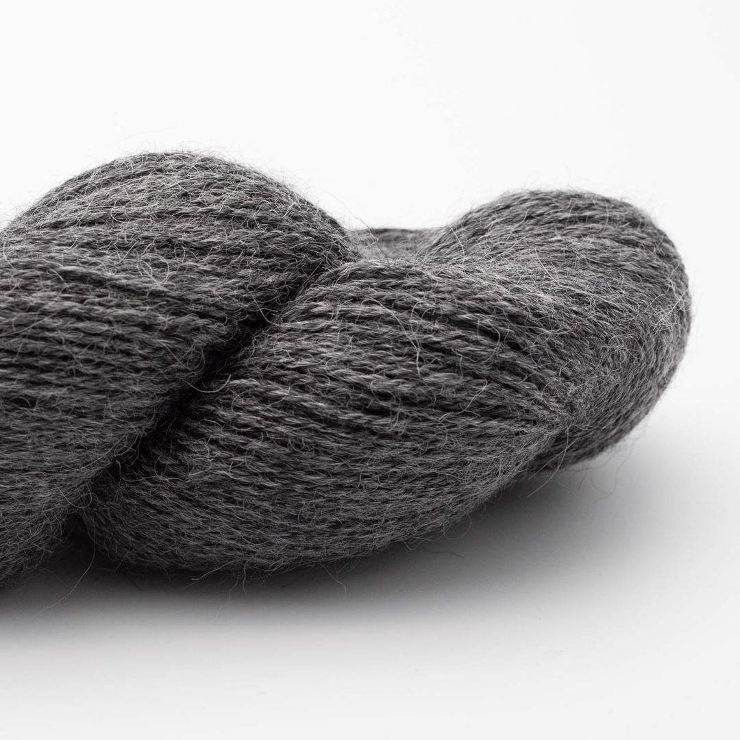 Kremke Soul Wool Alpaka Superfine Fino (100g) dark grey_10129