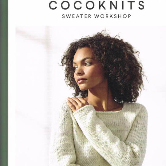 CocoKnits Sweater Workshop by Julie Weisenberger  English